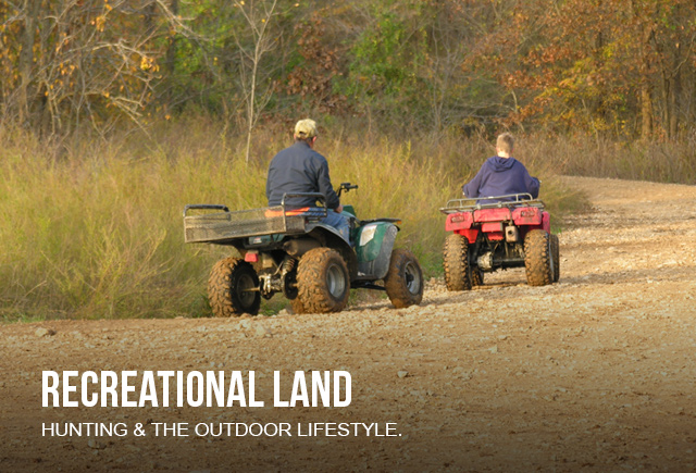 Recreational Land - 4-wheeler image