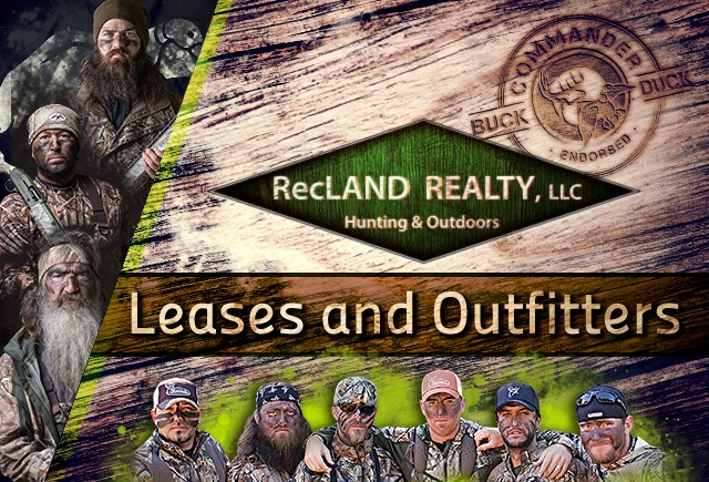RecLand Hunting & Outdoors - Leases & Outfitters
