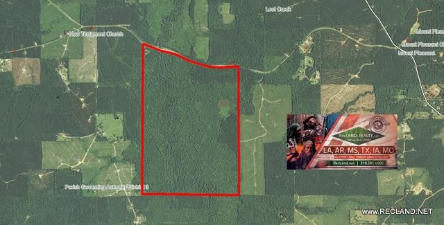 Worksheet. 712 ac  Caldwell Parish Louisiana Land for Sale Acreage Real
