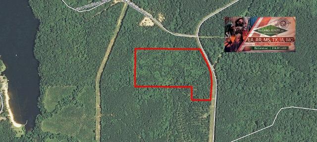 Worksheet. 25 ac  Claiborne Parish Louisiana Land for Sale Acreage Real
