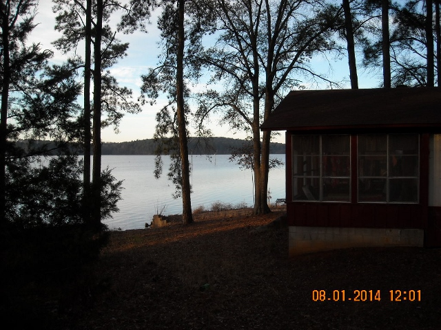 LA - Claiborne - Large Lot & Camp on Lake Claiborne