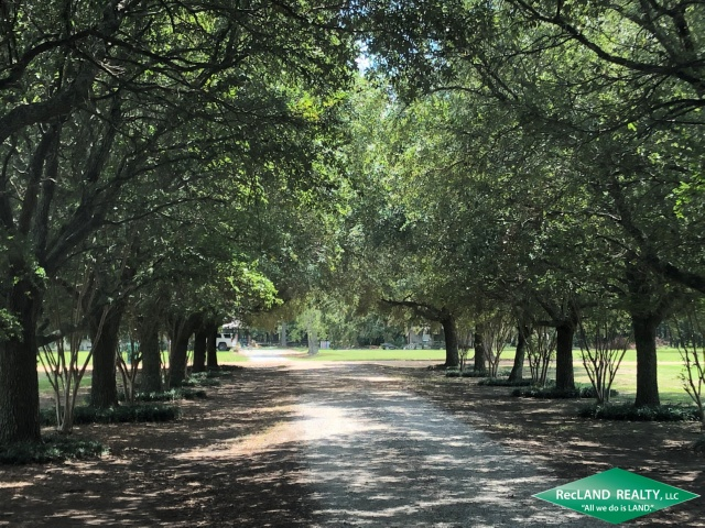 LA - Franklin - Fenced Pasture, Pecan Orchard, Pond with Custom Home