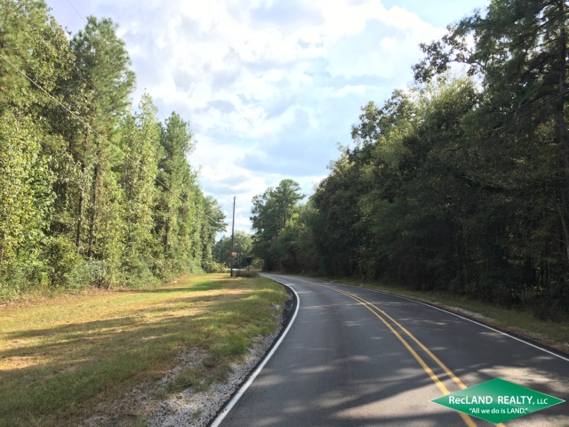 LA - Ouachita - Wooded tract for Home Sites in Swartz Area